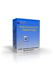 MS Word Document File Properties Changer