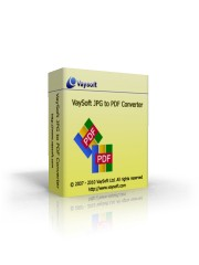 VaySoft JPG to PDF Converter