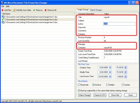 how to change pdf creation date mac