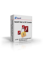 VaySoft SWF to EXE Converter